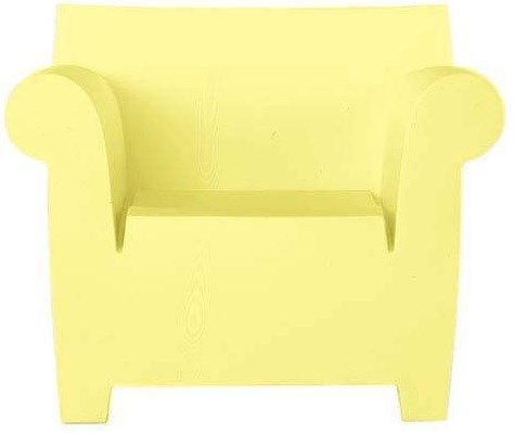 Light Yellow Color Chair Size