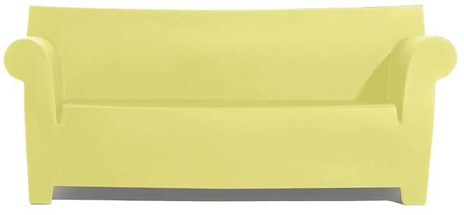 light yellow color sofa size