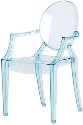 Kartell Louis Ghost, Chair | Neenas Lighting