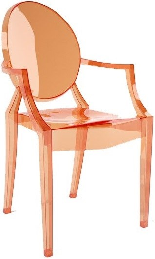 Kartell Louis Ghost, Chair | Neenas Lighting