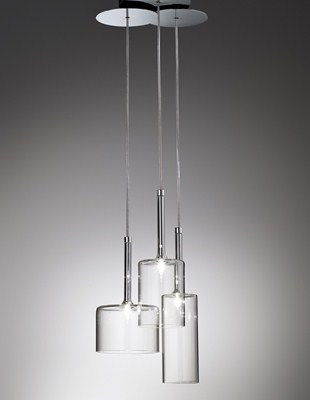 Spillray 3 light Suspension
