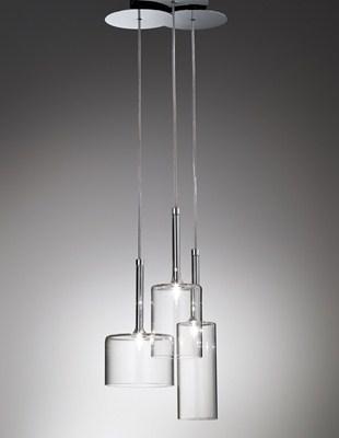 Spillray 3 light Suspension