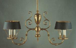 Billiard chandelier with 3500.0000
