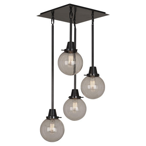 Rico Espinet Buster Globe Chandelier 654.3500
