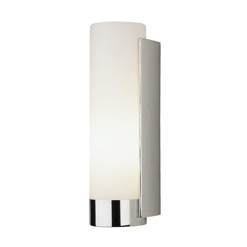Tyrone Wall Sconce Polished Chrome Finish