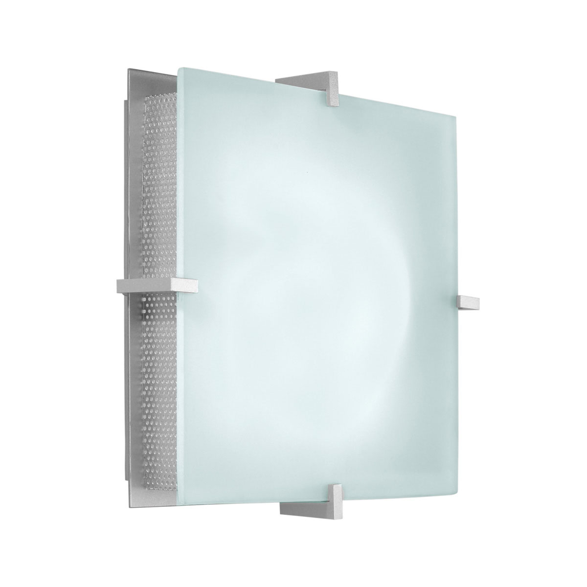"Handkerchief 11"" Square Sconce"