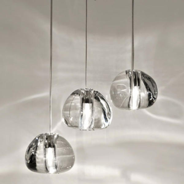 Terzani Mizu Chandelier Chandelier Neenas Lighting