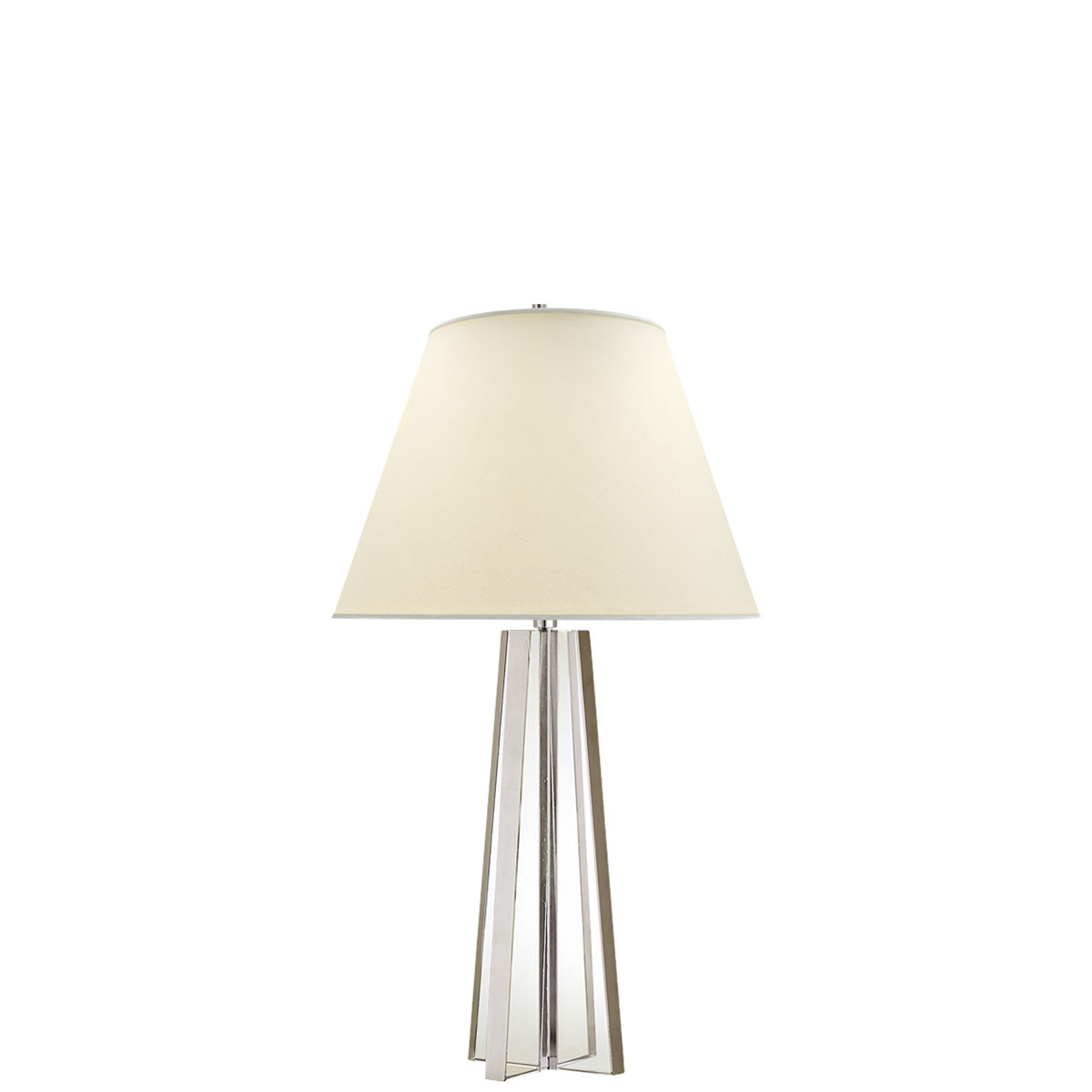 Visual comfort lila table lamp table lamp neenas lighting crystal with silver finish chevronleft lila table lamp geotapseo Gallery