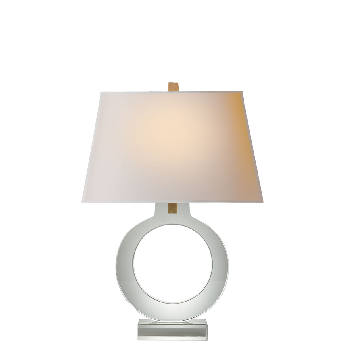 Visual comfort large ring table lamp table lamp neenas lighting geotapseo Choice Image