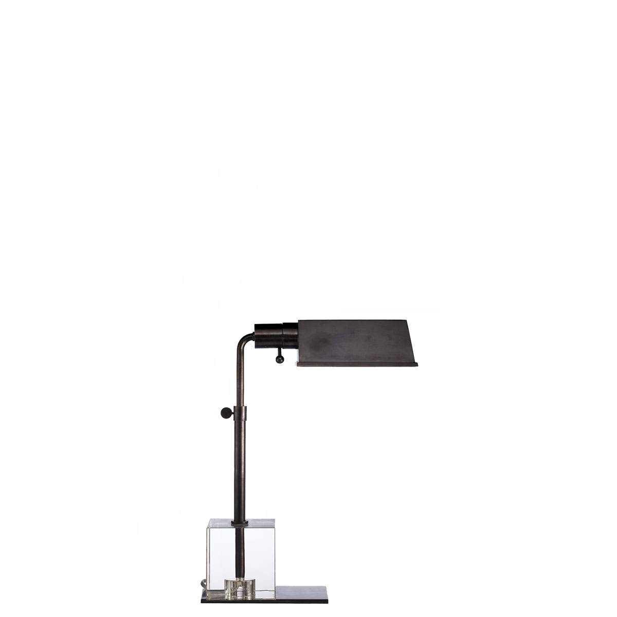 Visual comfort jennings pharmacy table lamps table lamps for Affordable furniture jennings la