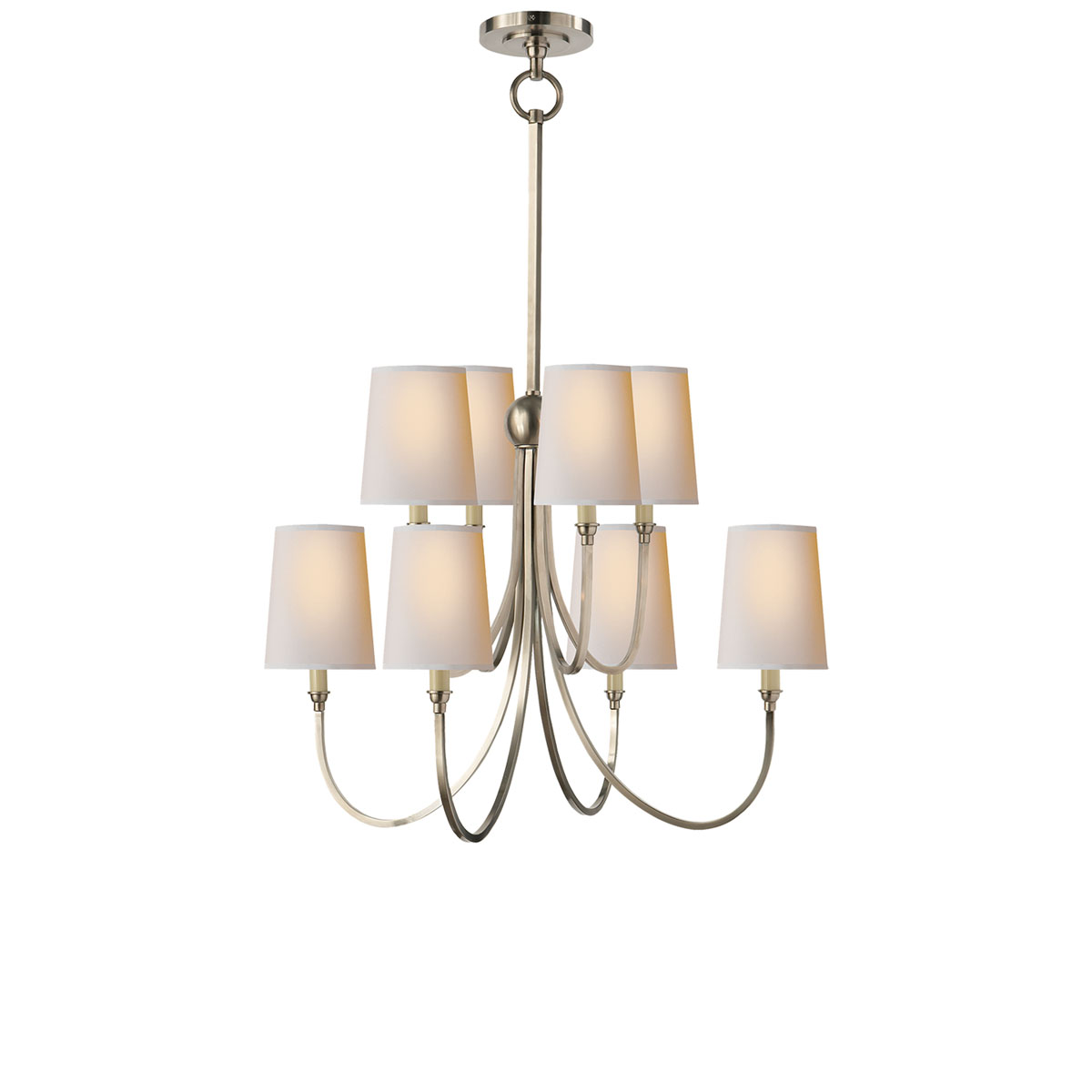 Visual comfort large reed chandelier chandelier neenas lighting aloadofball Choice Image