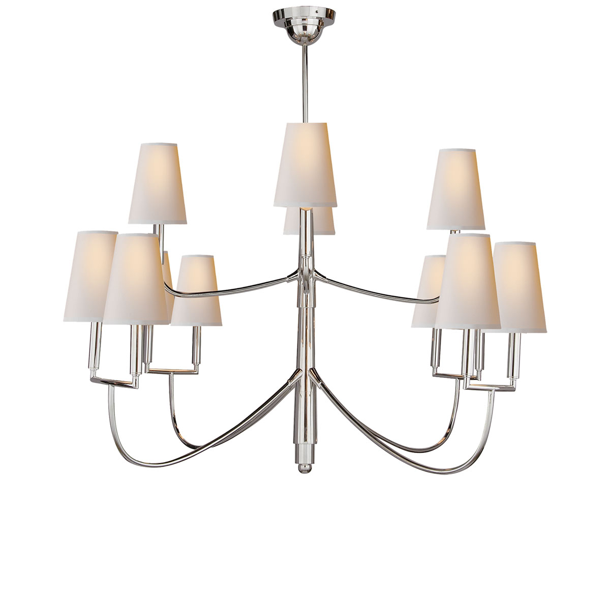Visual comfort large farlane chandelier chandelier neenas lighting aloadofball Gallery